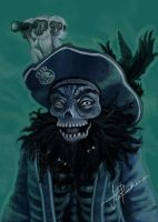 Captain LeChuck by Fragile-yet-CunNINg