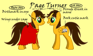 Page Turner Ref... Again by Sooty123