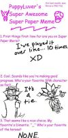 Super Paper Mario Meme by karaskitty