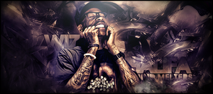 Wiz Khalifa by MMFERRA