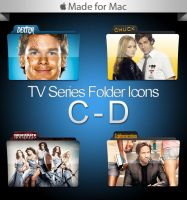 -Mac- TV Series Folders C-D by paulodelvalle