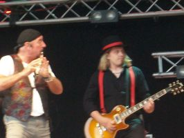 Jethro Tull at Herzberg by Dominik19