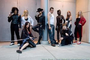 Sin City Group by MaiSheriCostumes