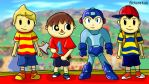 Super Smash Bros. by MarioMario1009