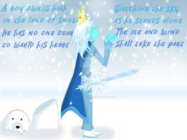 Finn the Ice Prince by ChaosWhite180