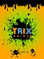 TRIX Paints by MaxieLindo