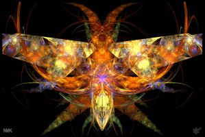 Fractal Firefly by NatalieKelsey