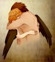 - Hold Me Tight - by Doria-Plume