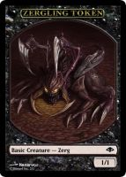 Zergling Token by Naoto10281