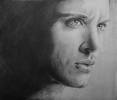 Jensen Ackles by sheilashelton