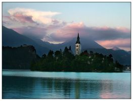 Bled Island by Je-Nice