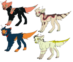 Auction Adopts by xSpickeyx