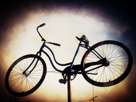 bicycle by Ayula