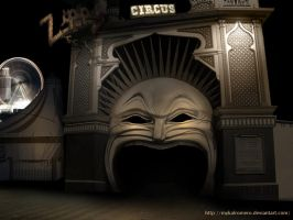 Zippy's Circus by mykalromero