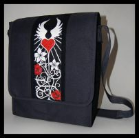 Laptop LOVE bag by theSIGNer