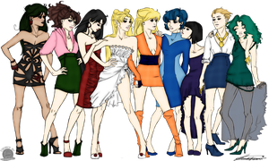 Sailor Fashion by blackmoonrose13