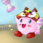Circus Kirby! by TheBirthdayMuffin