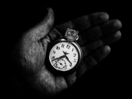 The Weathered Hands Of Time by alysm