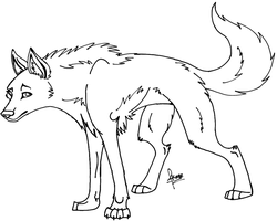 New Lineart by Akante