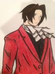 Miles Edgeworth, Perfect Prosecutor by ObjectionMrWright