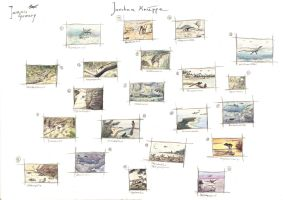 Jurassic Germany storyboard by Hyrotrioskjan