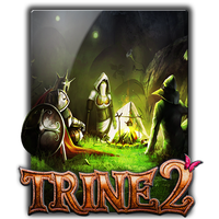 Trine2 icon3 by pavelber