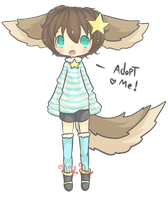 Closed auction - Cute Adoptable 2 by Hina-Mi
