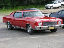 1970 Chevy Monte Carlo by Qphacs