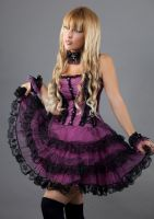 Tanit-Isis Lolita I by tanit-isis-stock