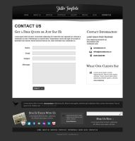 Stella Template - Contact by AncaDeaconu