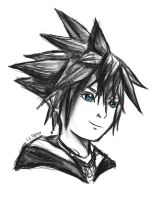 Sora Sketch by AzuraJae