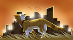 Cat City Banner 2015 by Neonfluzzycat
