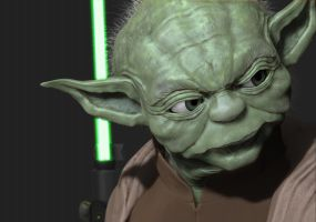 yoda wip pose3 by Rimka