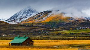 A Crested Butte Fall by kkart