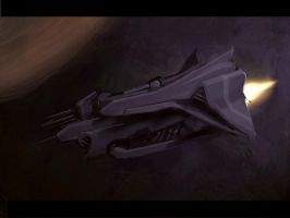 Ship Speed Paint by Cluly