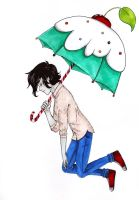 Marshall Lee by Deenigma