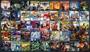 Game Aicon Pack 48 by HarryBana