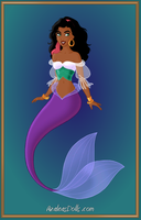 Gypsy Mermaid by skywalkerchick