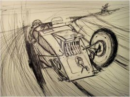 1923 French GP by edgarbeat