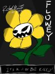 Flowey by DarkRoleX