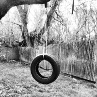 Tire Swing by marc-the-kid