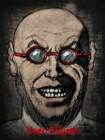 Hugo Strange by jokercrazy
