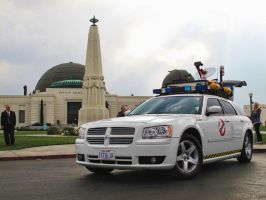 Ghostbusters Magnum Ecto-1 134 by Boomerjinks