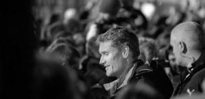 David Coulthard in belfast 02 by Siilver1984