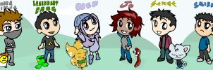 Flashers and Mascots by sergep