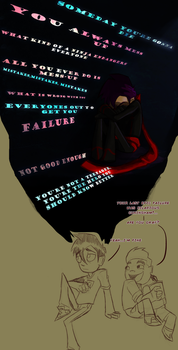 first angst of 2k15 by RisingDiablo
