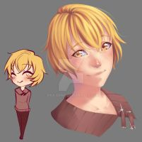 Character Creation Contest - Prize - 4 by rika-dono