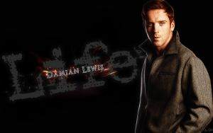 Damian Lewis Wp by donsgirl