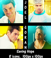 Saving Hope icons by alwaysgonnabedelena