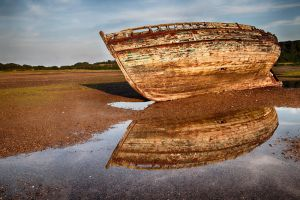 Mirrowed Wreck by CharmingPhotography